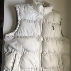 U.S. POLO ASSN. Mens Puffer vest